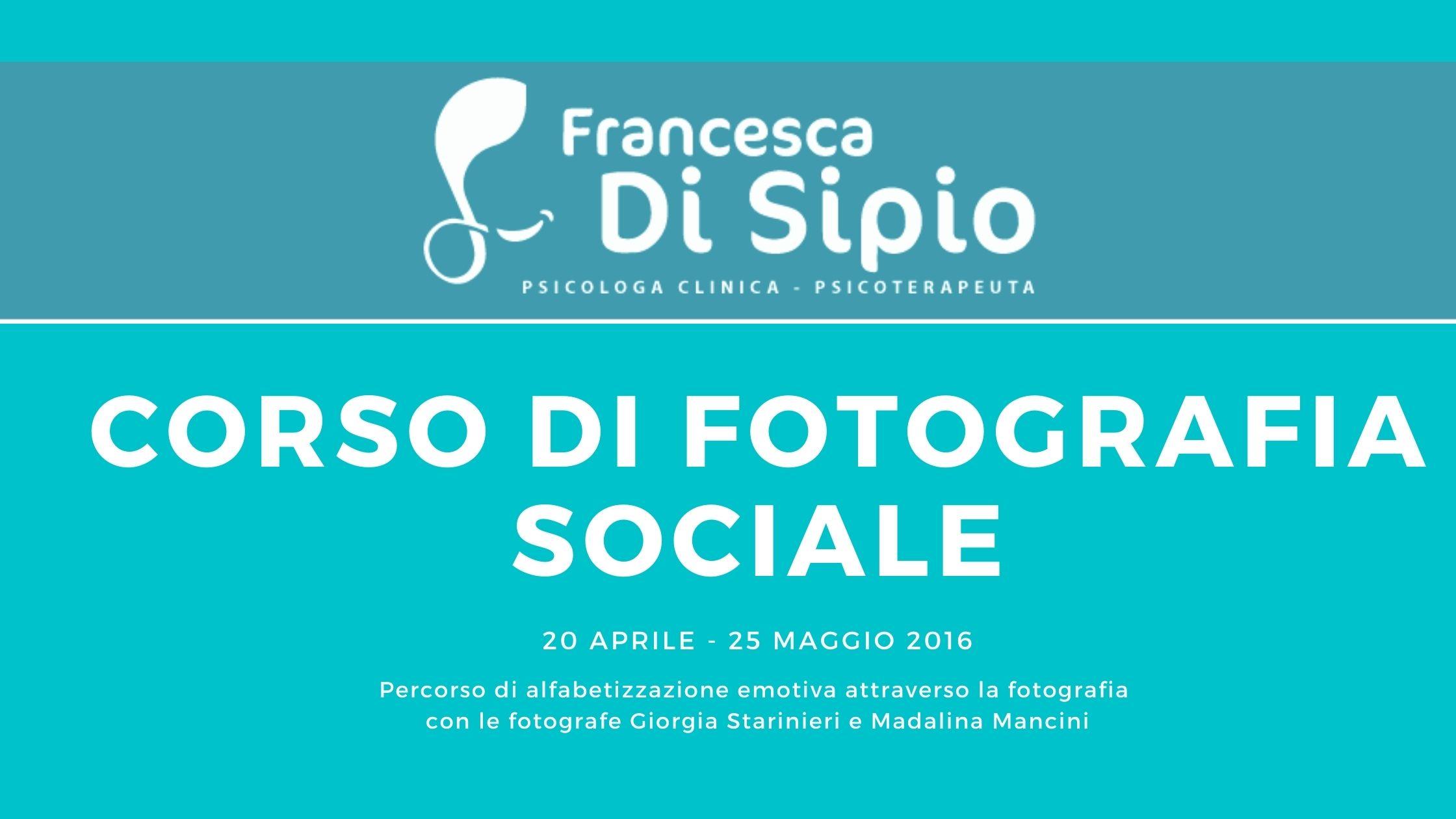 Fotografia sociale