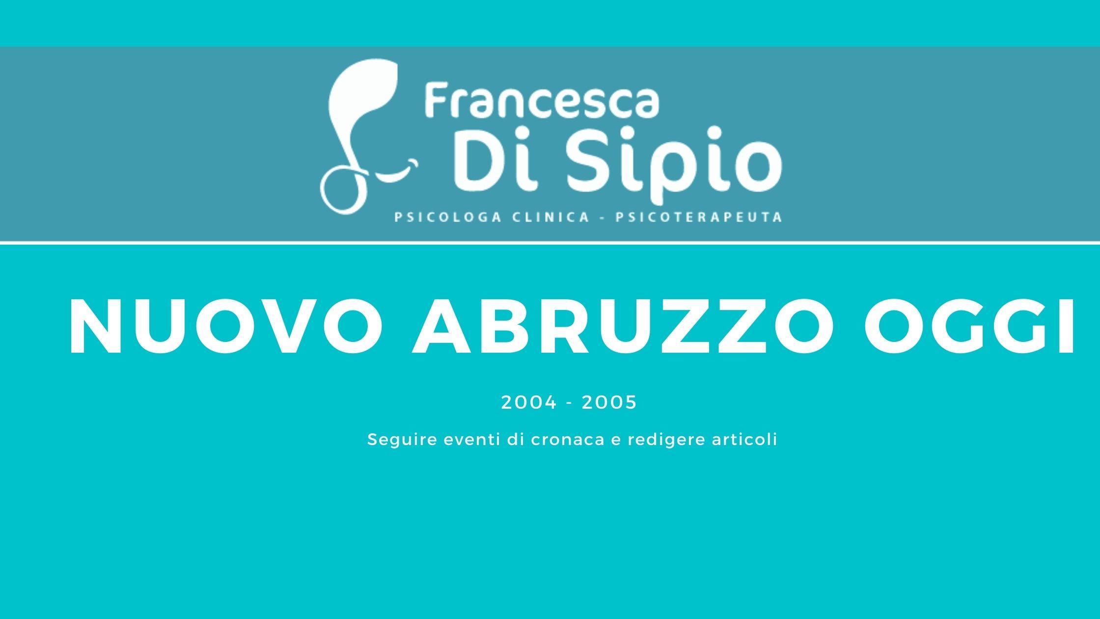 Nuovo Abruzzo Oggi