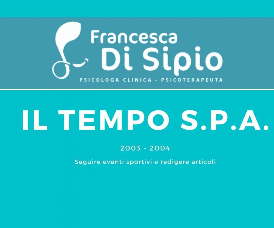 Il Tempo S.p. A.